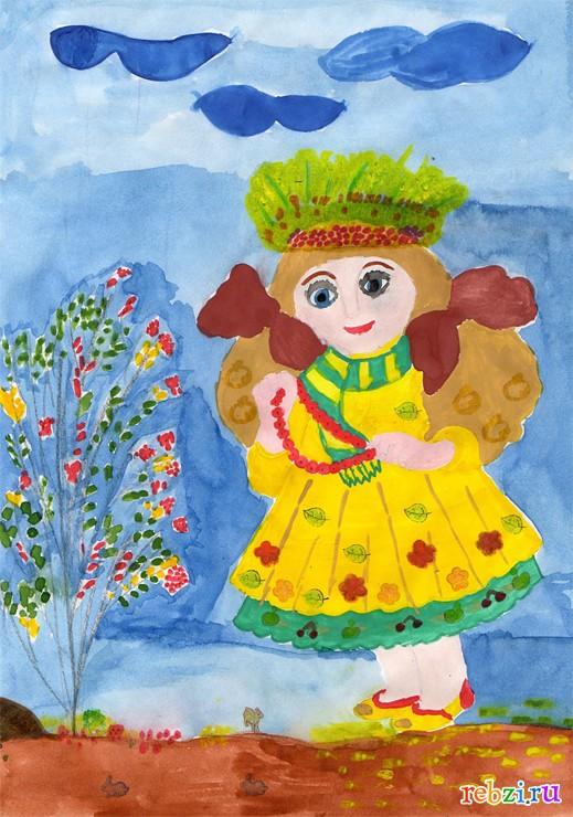 Цветники в детском саду своими руками