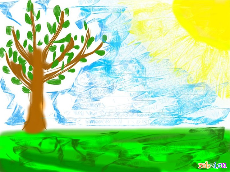фото рисунки детские
