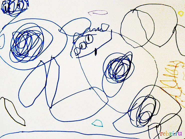Эротические рисунки голых девушек и
