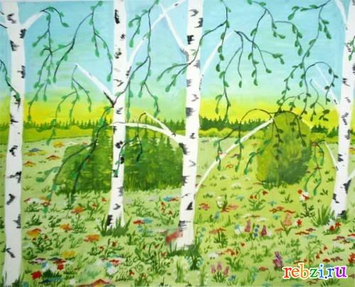 Картинки мультяшная осень 7