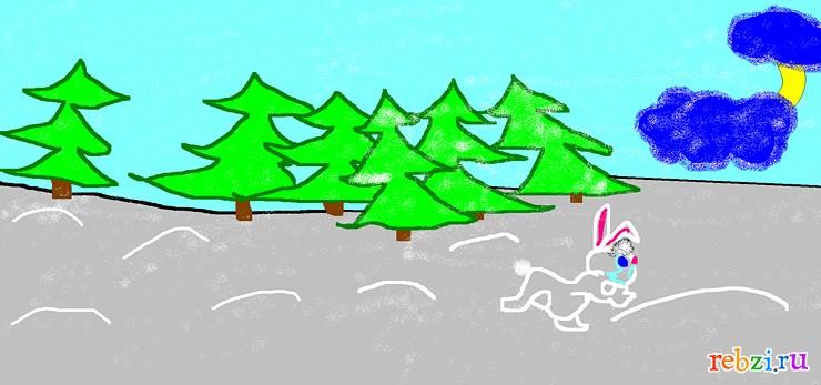 Фестиваль рисунков / зимовий ранок